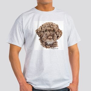 Lagotto Ash Grey T-Shirt