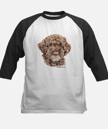 Lagotto Kids Baseball Jersey
