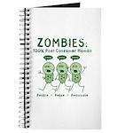 Zombies (Green) Journal