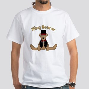 Ring Bearer White T-Shirt