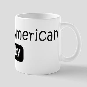 Native American baby Mug
