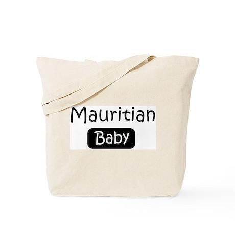 Mauritian baby Tote Bag