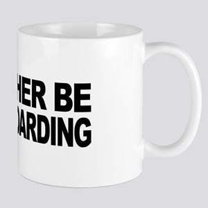 I'd Rather Be Waterboarding Mug