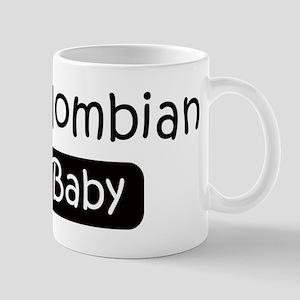 Colombian baby Mug