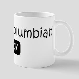 British Columbian baby Mug