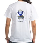 Blues Lovers' White T