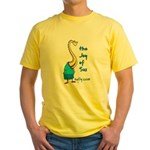 Joy of Sax Yellow T-Shirt