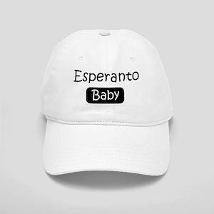 Esperanto baby Cap