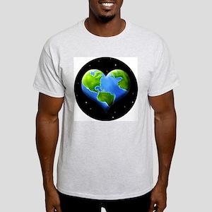 EARTH HEART Light T-Shirt