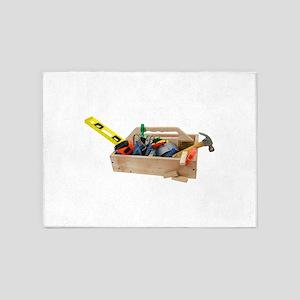 ToolBoxTools042109 5'x7'Area Rug
