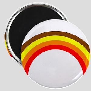 Brown Rainbow Magnet