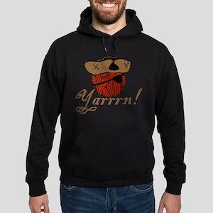 Yarrrn Hoodie (dark)
