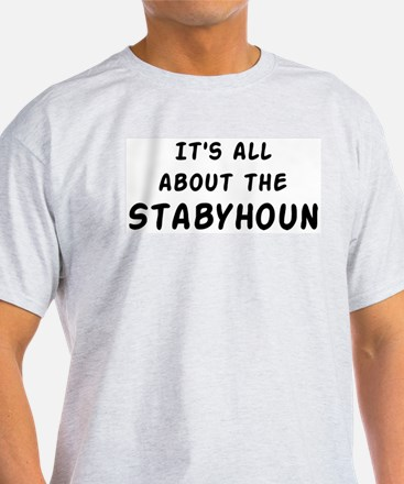 about the Stabyhoun T-Shirt