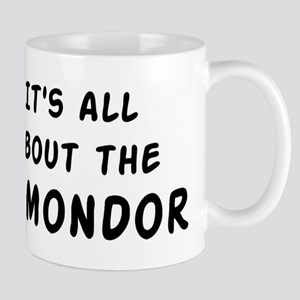 about the Komondor Mug