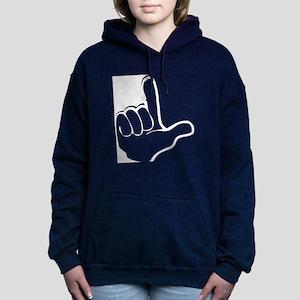 L T Phi Hand Sign Freestyle Lambda Thet Sweatshirt