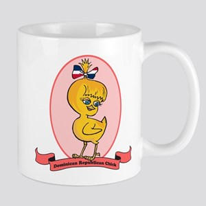 Dominican Republican Chick Mug