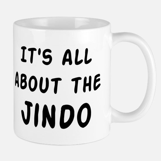 about the Jindo Mug