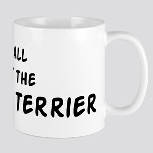 about the Scottish Terrier Mug