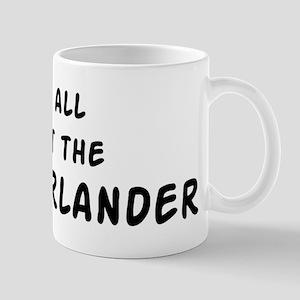 about the Munsterlander Mug