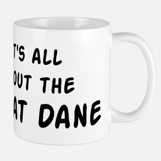 about the Great Dane Mug