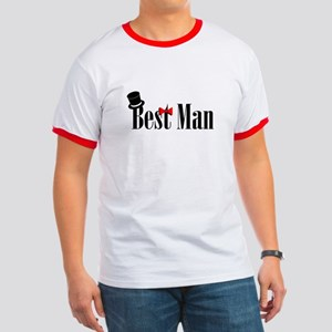 Best Man Ringer T