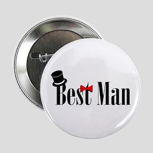 """Best Man 2.25"""" Button"""