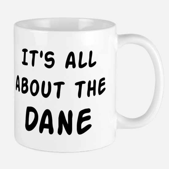 about the Dane Mug