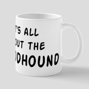about the Bloodhound Mug