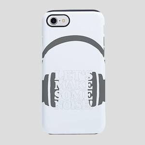 DJ(Men/Black) Let's make iPhone 8/7 Tough Case