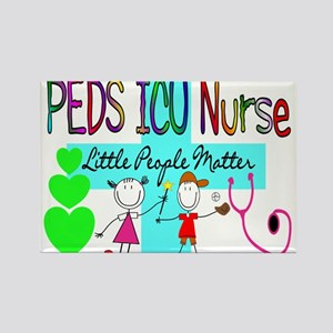 Pediatrics/PICU Rectangle Magnet