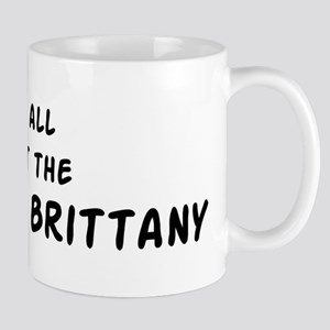about the American Brittany Mug