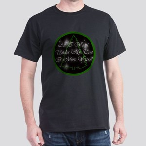 Yarn Christmas Dark T-Shirt