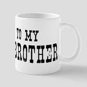 Belongs to Half-Brother Mug