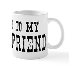 Belongs to Best Friend Mug