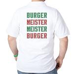 Burger Meister Meister Burger Golf Shirt
