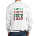 Burger Meister Meister Burger Sweatshirt