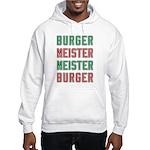Burger Meister Meister Burger Hooded Sweatshirt