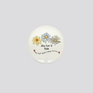Allow Lives to Bloom Mini Button