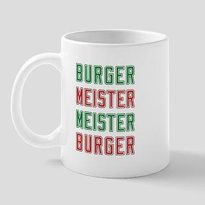 Burger Meister Meister Burger Mug