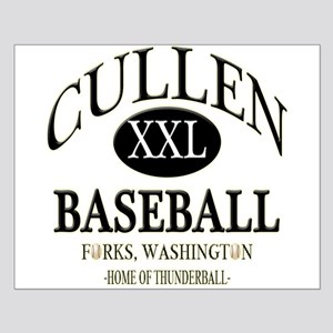 Cullen Baseball Team Shirt Gi Small Poster