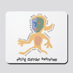 Distorted Mousepad