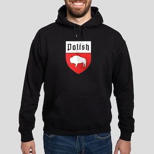 Buffalo Polish Crest Hoodie (dark)