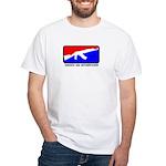 GAM White T-Shirt