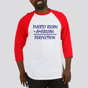 Puerto Rican American heritage Baseball Jersey