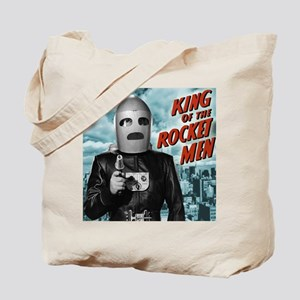 King of the Rocket Men Tote Bag