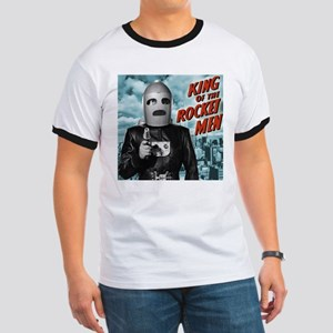 King of the Rocket Men Ringer T
