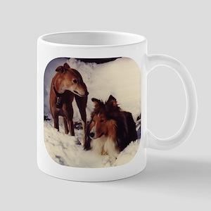 Holly and McGregor Mug