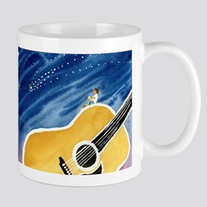 Acoustic Guitar Dream Mug