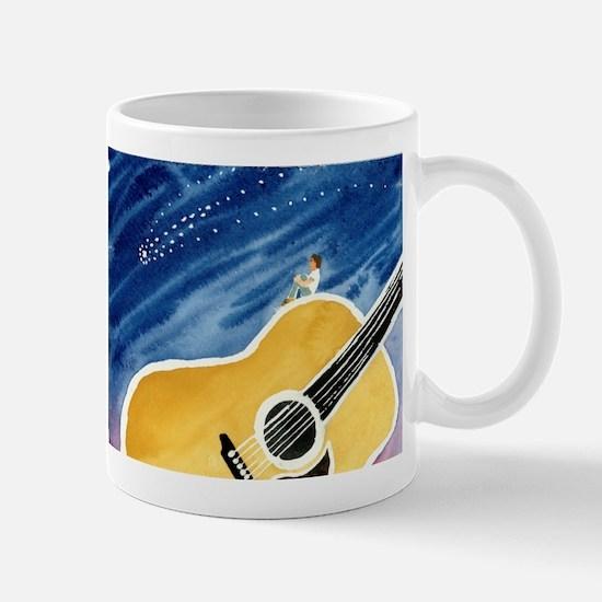 Acoustic Guitar Dream Mug