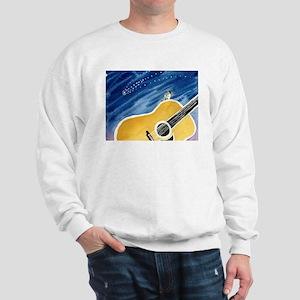Acoustic Guitar Dream Sweatshirt